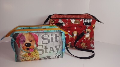 Variation Retreat Bag and Sizes - Template Only -