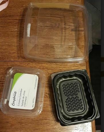 Plastic Take Out Containers