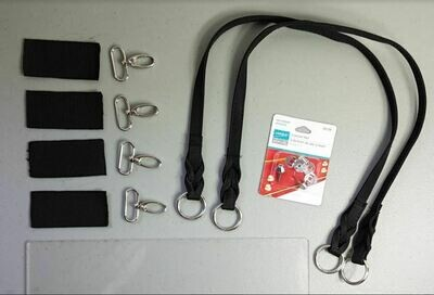 Accessory Kit for Large Retreat Bag