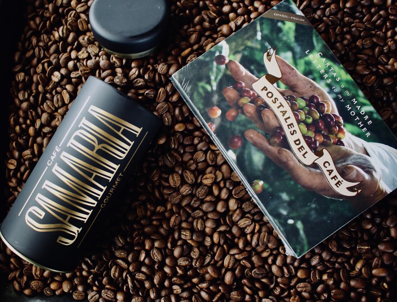 *Edición limitada* Grano Que viva el amor y brille la amistad 130g café en grano + libro postales con envío incluido en Colombia