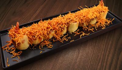 Yam Crunch Roll