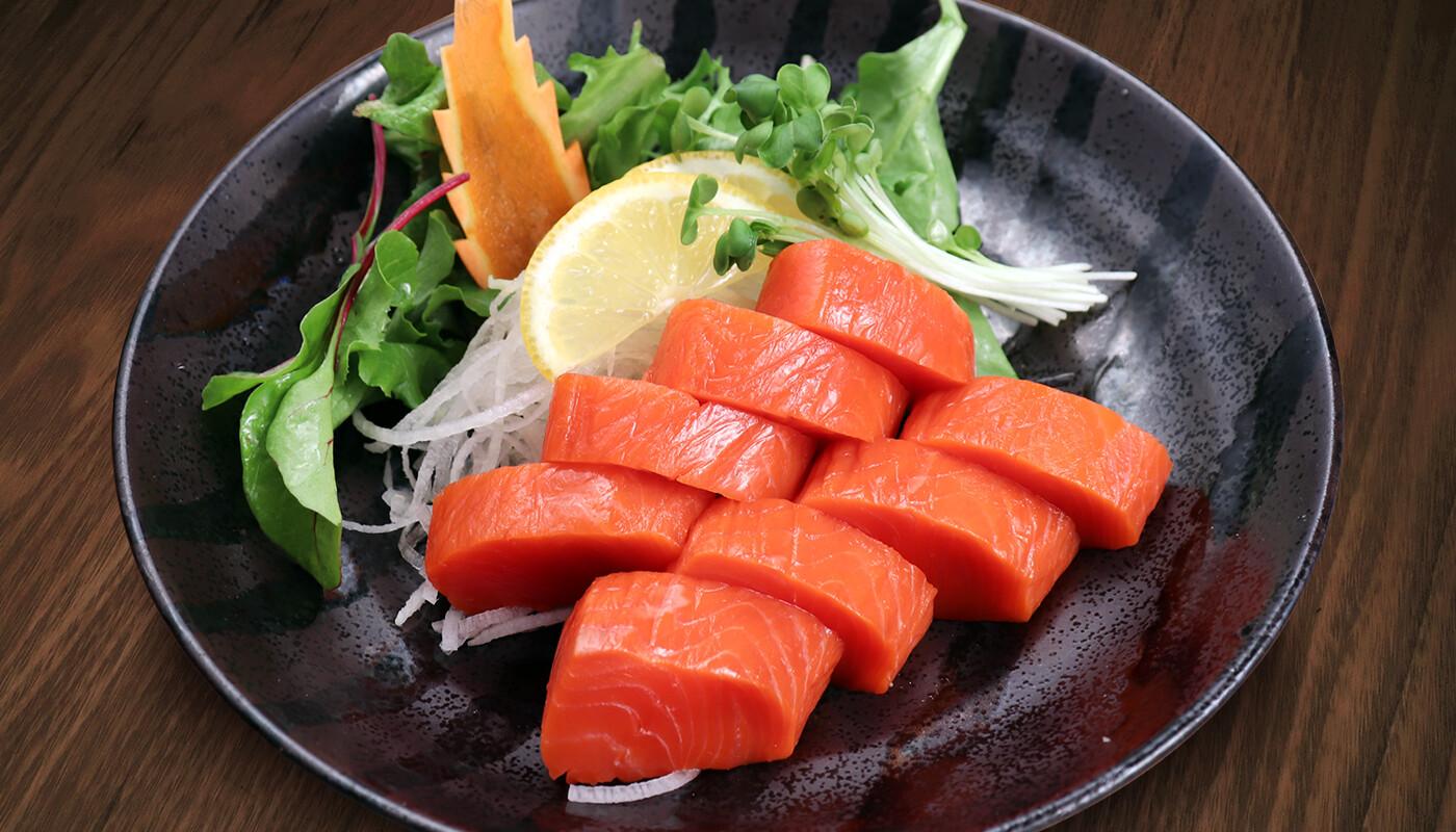 Sockeye Sashimi (Full)