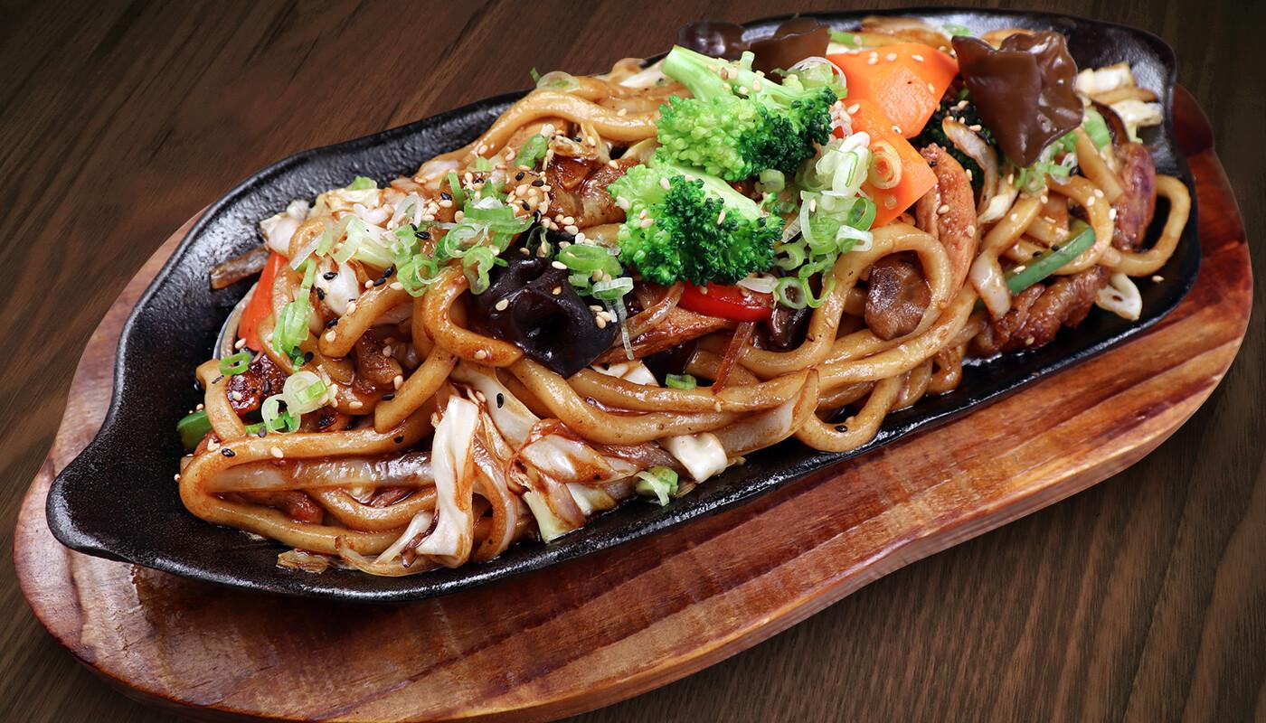 Yaki Udon (Chicken)