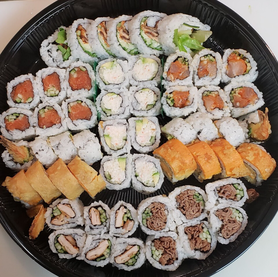 Party Tray B (for 3)