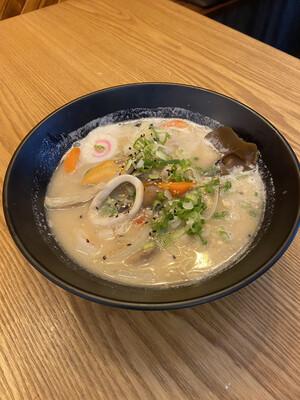 Nagasaki Seafood Ramen