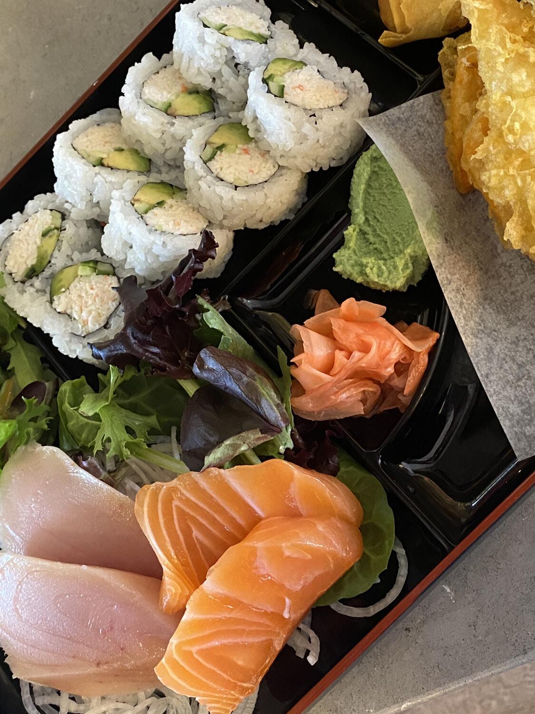 Lunch Sashimi Box