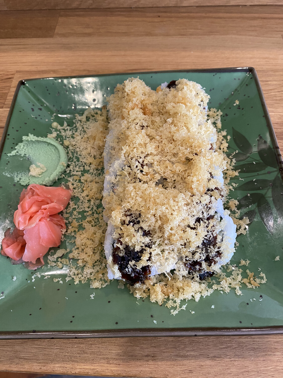 Crunch California Roll