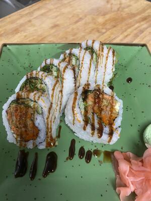 Funky Vegetable Roll