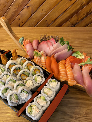 Sushi Boat B (for 3)