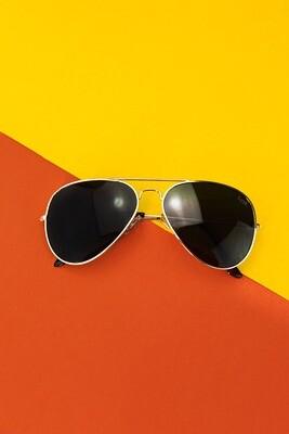 Óculos de sol estilo aviador - Viela17 Shop