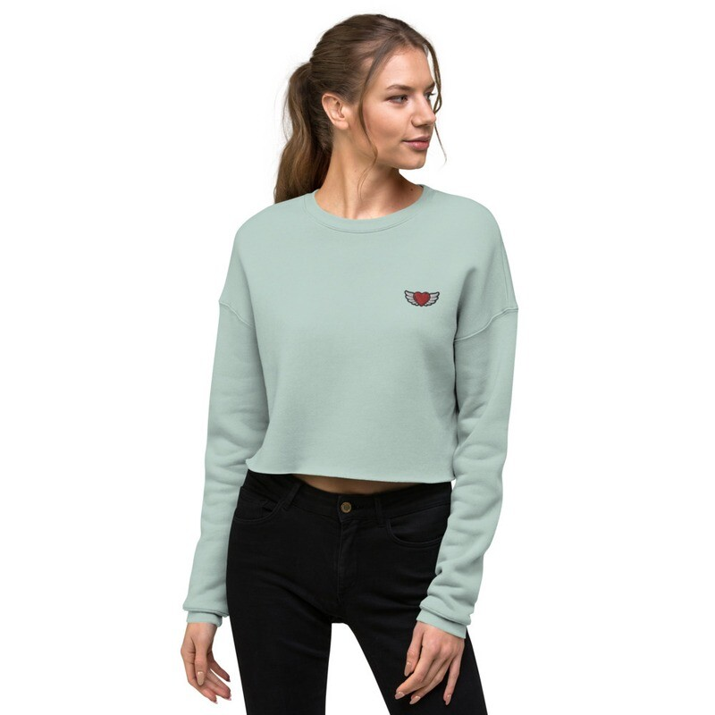 Morning Star Crop Sweatshirt