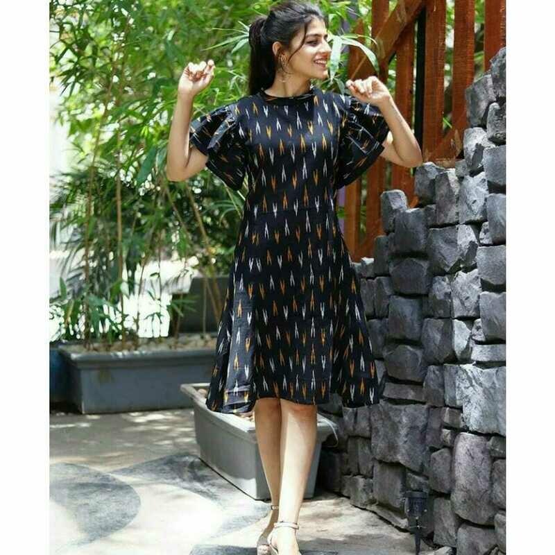 BELLA FRILLA DRESS