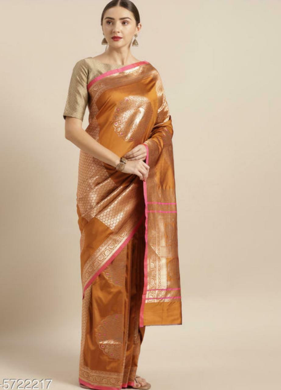 Banarasi Silk saree Woven