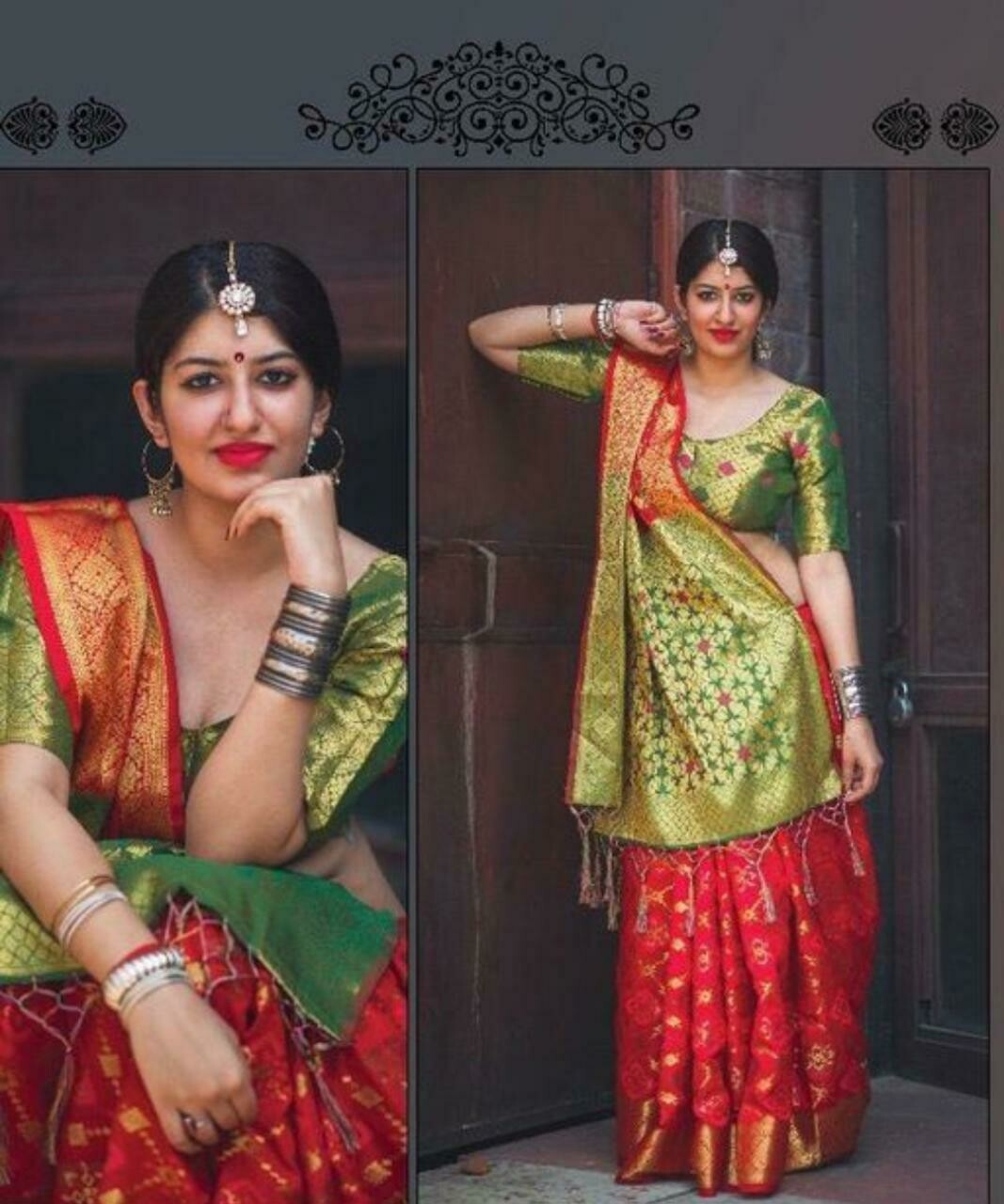 Aishani Graceful Sarees