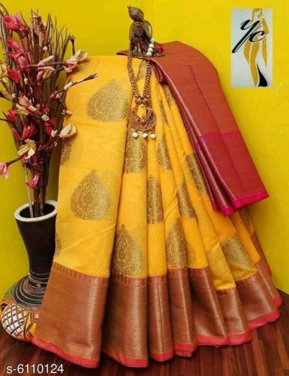 Chitrarekha Attractive Saree .