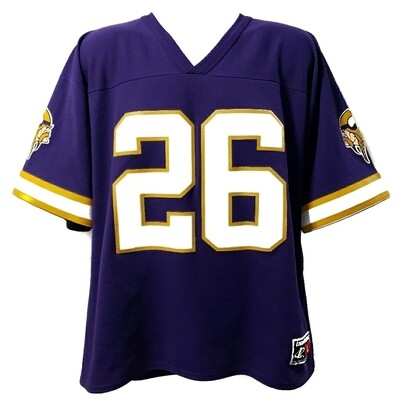 Robert Smith Vikings Jersey