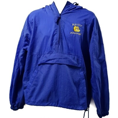 Bulldogs Windbreaker Jacket