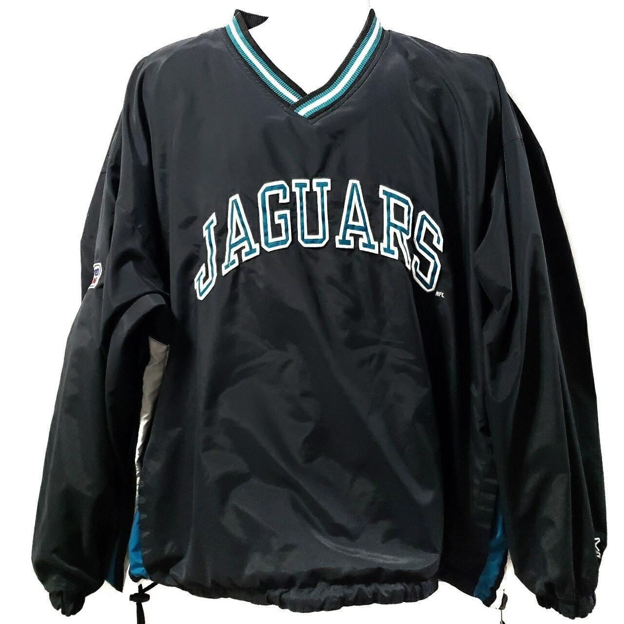 Jacksonville Jaguars Windbreaker