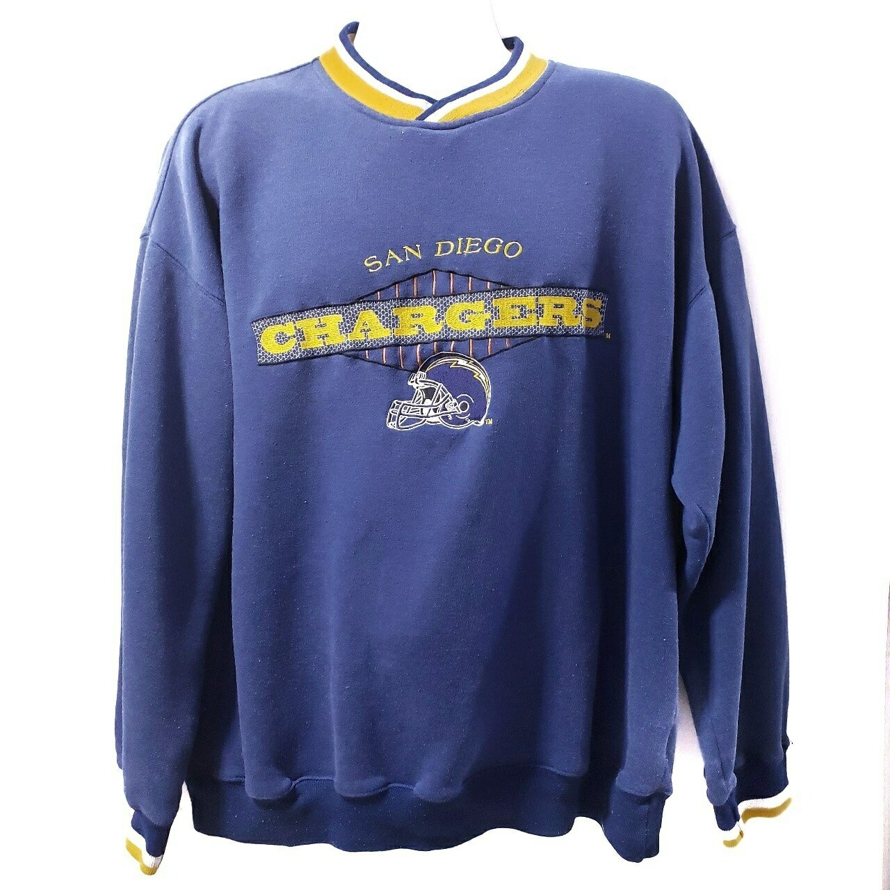 San Diego Chargers Crew Neck