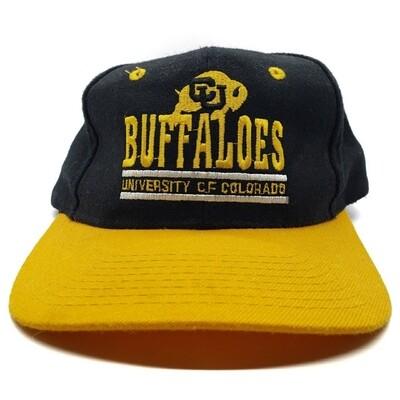 Colorado Buffaloes Snapback Hat