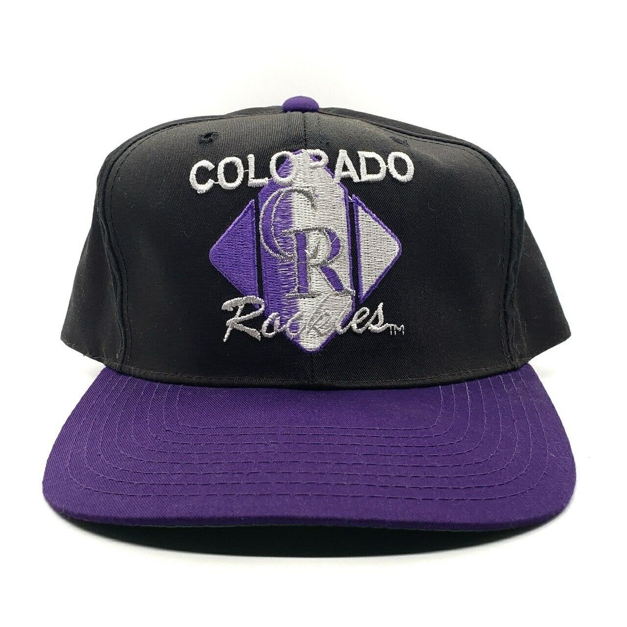 Colorado Rockies Snapback Hat
