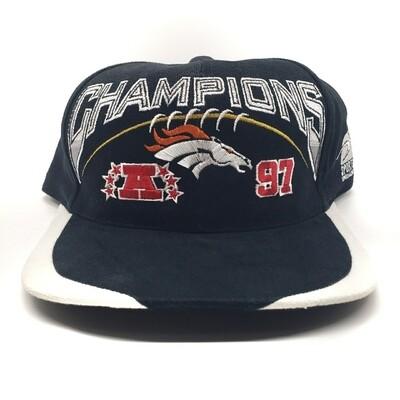 Denver Broncos Vintage Snapback Hat