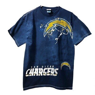 San Diego Chargers Lightning Shirt
