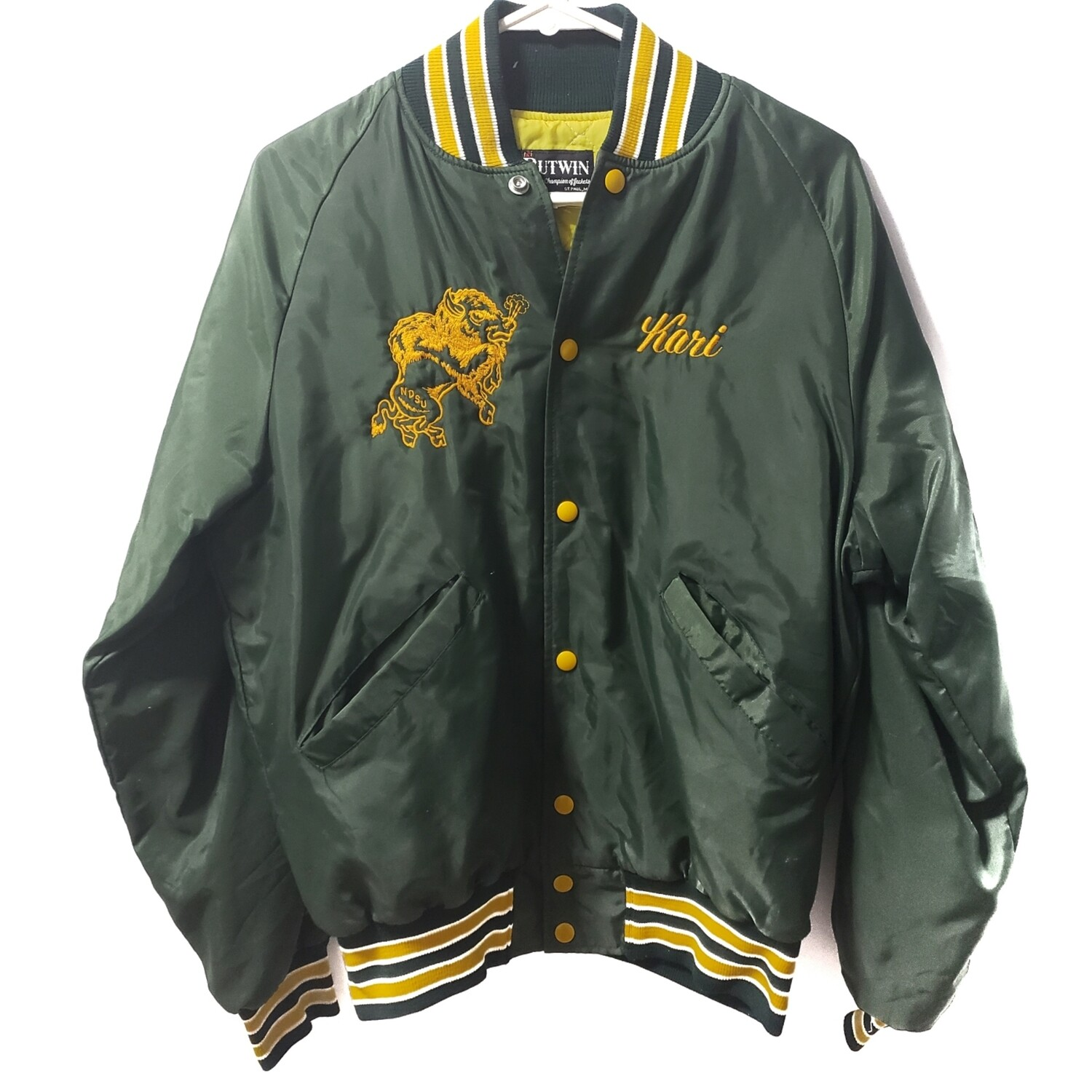 NDSU Bison Dance Bomber Jacket