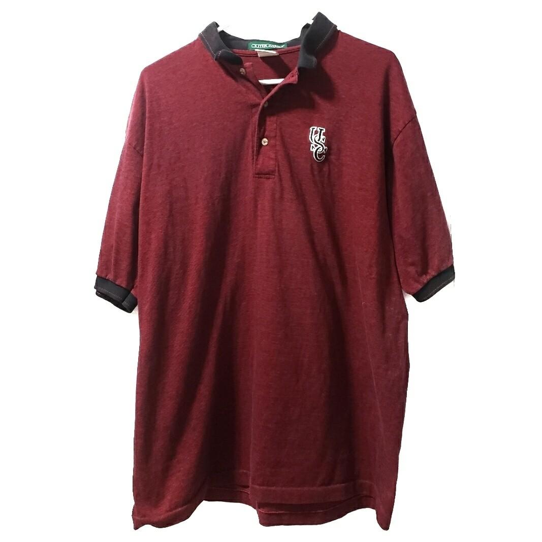 USC Trojans Vintage Polo Shirt