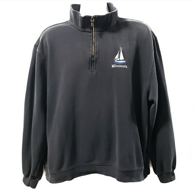 Minnesota Regatta Quarter Zip