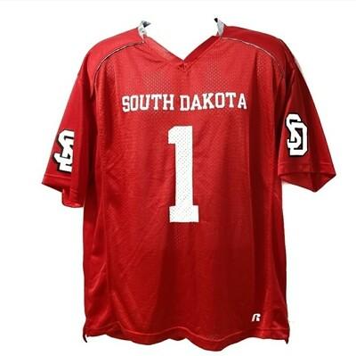 South Dakota Coyotes Football Jersey