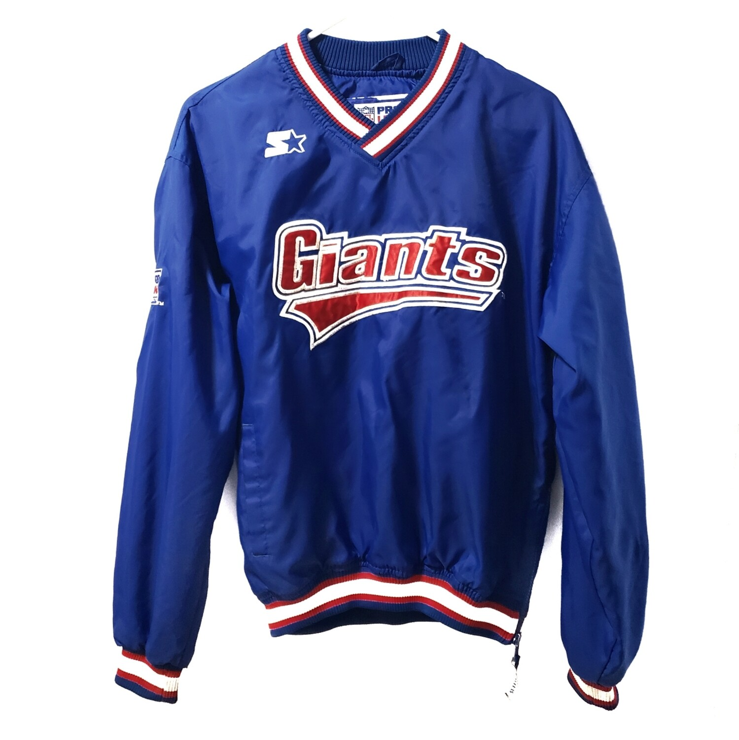 NY Giants Starter Windbreaker