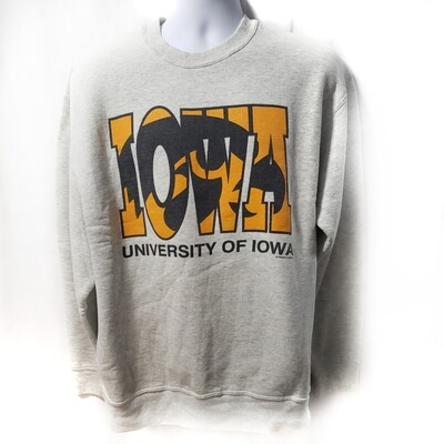 Iowa Hawkeyes Crewneck