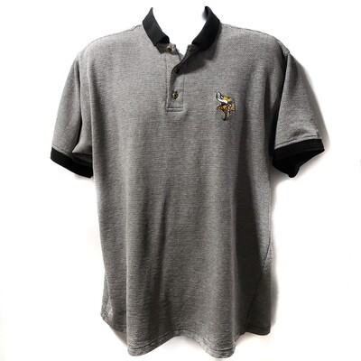 Minnesota Vikings True Fan Polo