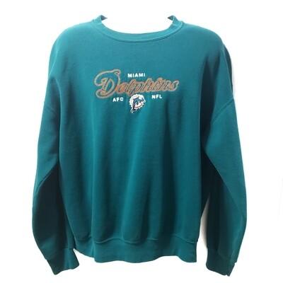 Miami Dolphins Crewneck Sweatshirt