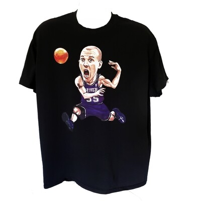 Jason Williams Sacramento Kings Shirt