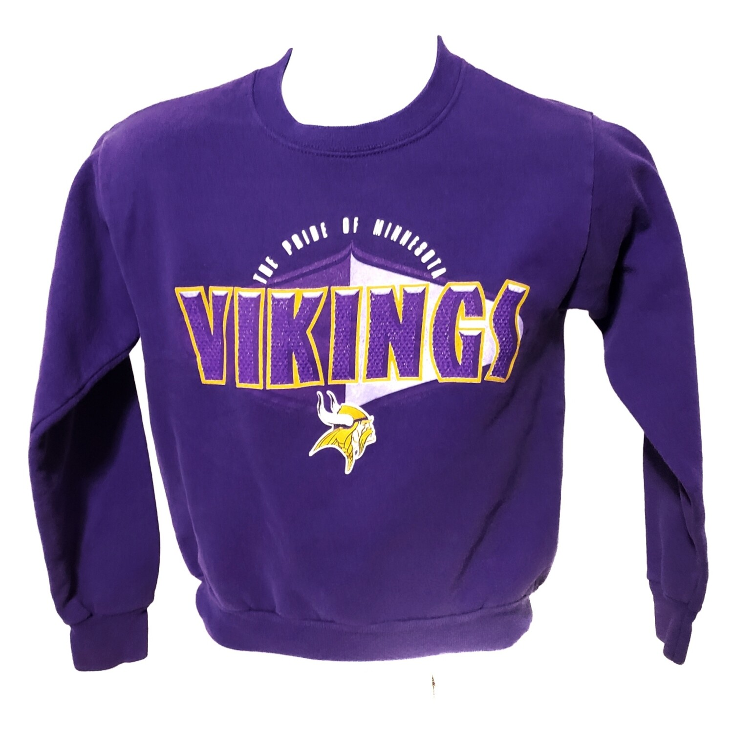 Retro Minnesota Vikings Crewneck