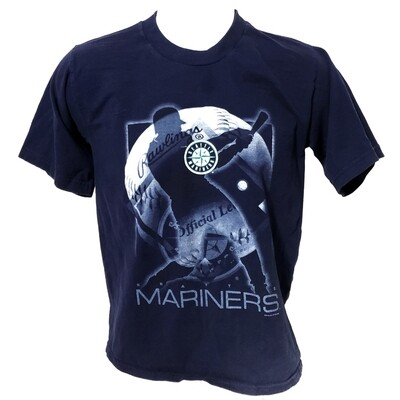 Seattle Mariners Vintage Shirt