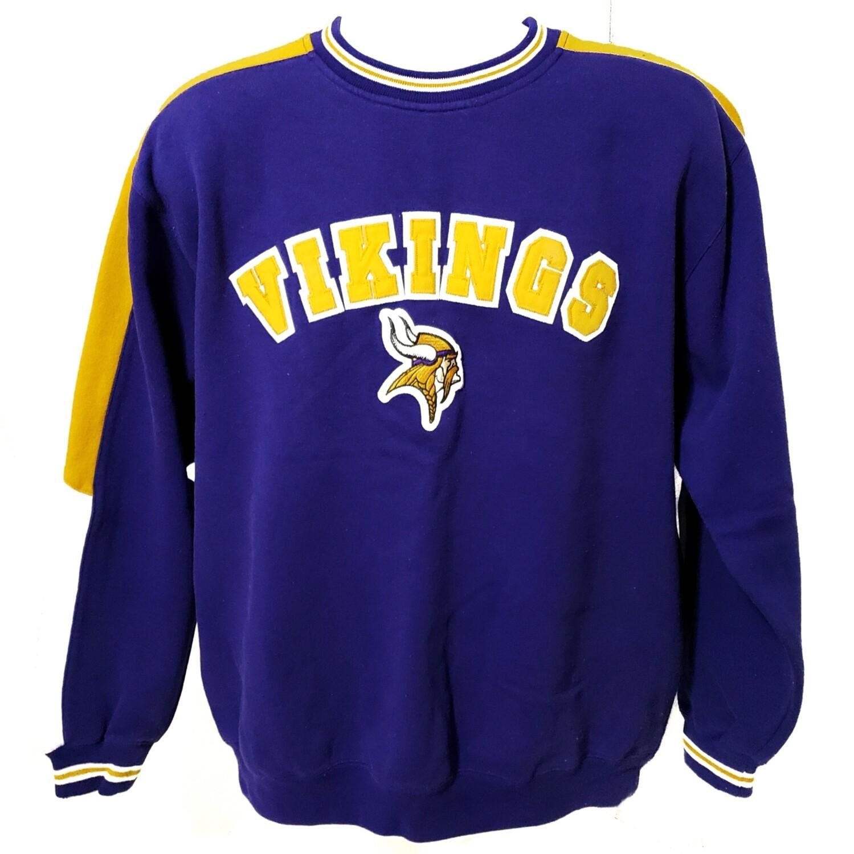Minnesota Vikings NFL Apparel Crewneck