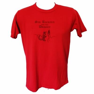 Dragon Single Stitch Shirt