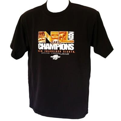 San Francisco Giants NL Champs Shirt