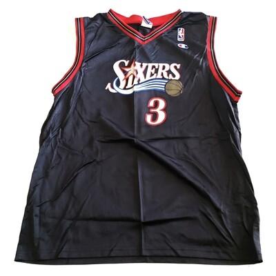 Allen Iverson Jersey Philadelphia 76ers