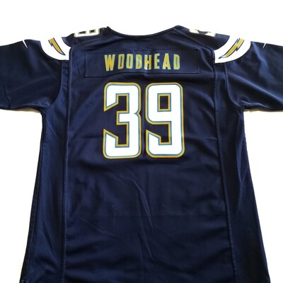 San Diego Chargers Danny Woodhead Jersey