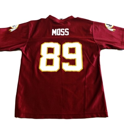 Washington Redskins Santana Moss Jersey