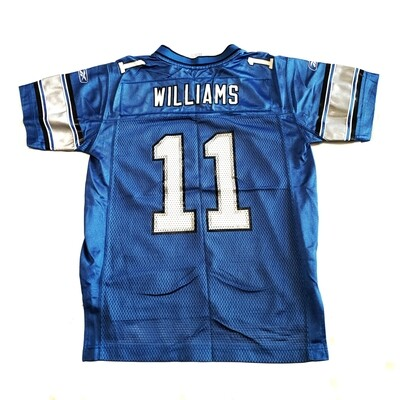 NFL Detroit Lions Jersey Mike Williams
