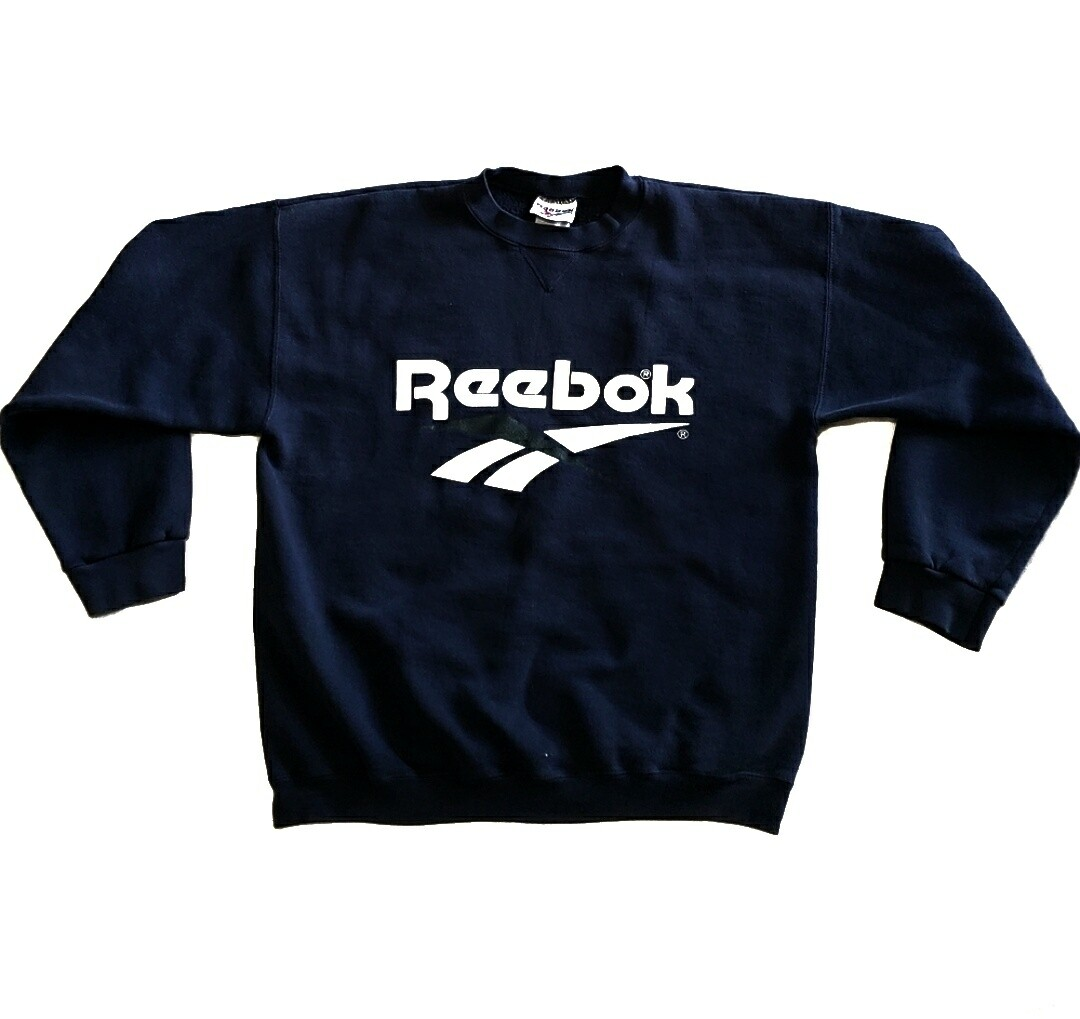 Classic Reebok Crewneck Sweatshirt XL
