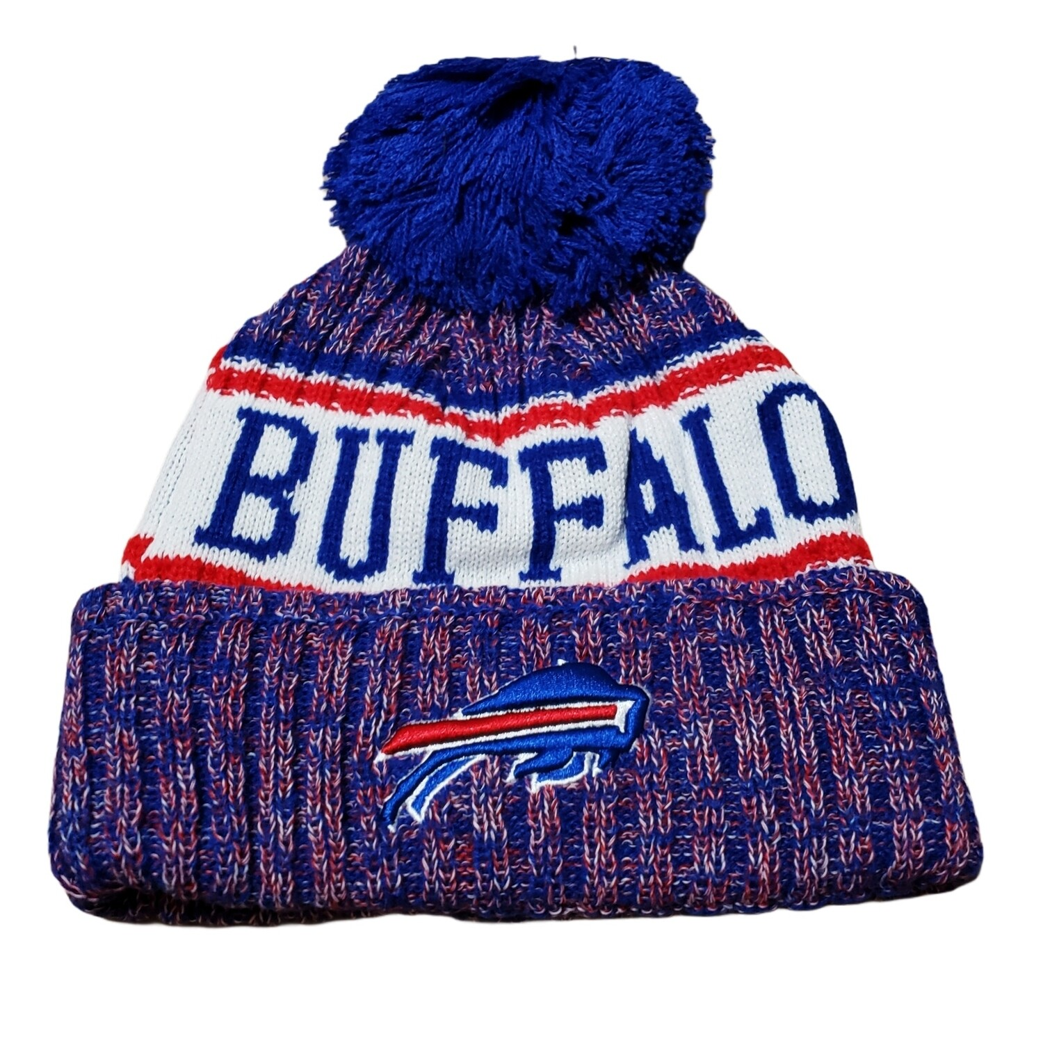 Buffalo Bills Beanie with Pom