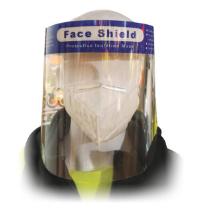 Reuseable Faceshield