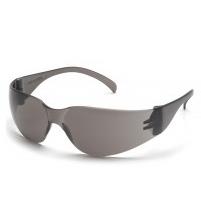 Intruder Gray Safety Glasses