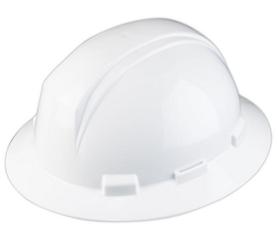 Hard Hat, Killimanjaro, White